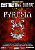 Death metal a New York, to jde dohromady! PYREXIA s BEHEADED v HooDoo
