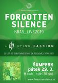 FORGOTTEN SILENCE - Kras_Live2019 & 20let DYING PASSION