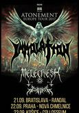 IMMOLATION, MELECHESH, AZARATH, SINCARNATE
