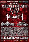MetalGate Czech Death Fest 2015