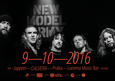 NEW MODEL ARMY [GB] + special guest: Calvera