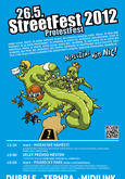 Streetfest/ProtestFest 2012