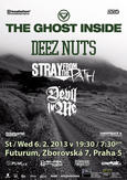 THE GHOST INSIDE, DEEZ NUTS, STRAY FROM THE PATH, DEVIL IN ME