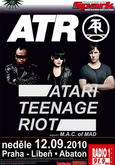 ATARI TEENAGE RIOT, M.A.C. OF MAD