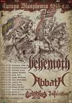 BEHEMOTH, ABBATH, ENTOMBED A.D., INQUISITION