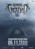 BEYOND CREATION, GOROD, ENTHEOS, BROUGHT BY PAIN