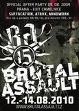 Brutal Assault 2009 After Party > SUFFOCATION, ATROX, GHOST BRIGADE, MINDWORK
