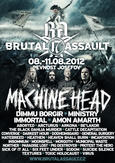 BRUTAL ASSAULT 2012 - sobota