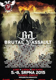 BRUTAL ASSAULT 2015 - sobota