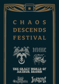 Chaos Descends festival