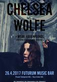 CHELSEA WOLFE, WEAR YOUR WOUNDS, JONATHAN HULTÉN