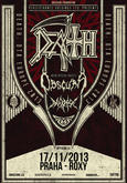 DEATH TO ALL, OBSCURA, DARKRISE