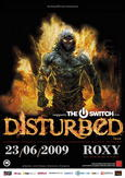 DISTURBED, THE SWITCH