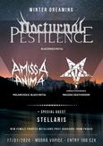 NOCTURNAL PESTILENCE, EMBRACE THE DARKNESS, AMISSA ANIMA, STELLARIS
