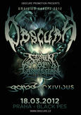 OBSCURA, SPAWN OF POSSESSION, GOROD, EXIVIOUS