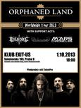 ORPHANED LAND, BILOCATE, KLONE, THE MARS CHRONICLES