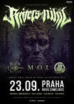 RIVERS OF NIHIL, BLACK CROWN INITIATE, MØL, ORBIT CULTURE