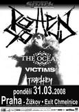 ROTTEN SOUND, THE OCEAN, VICTIMS, TRAP THEM