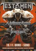 TESTAMENT, ANNIHILATOR, DEATH ANGEL