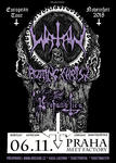 WATAIN, ROTTING CHRIST, PROFANATICA