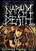 Winter Assault tour 2009 > NAPALM DEATH, SPLITTER, PIGSTY, POPPY SEED GRINDER