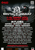 BRUTAL ASSAULT 2013 - sobota