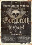 GORGOROTH, MELECHESH, INCITE, EARTH ROT