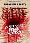 SUICIDE SILENCE, SCARED BY BEAUTY, NOOSTRAK