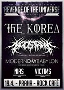 THE KOREA, NOOSTRAK, MODERN DAY BABYLON, NIAS, VICTIMS