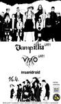 VAMPILLIA, VIOLENT MAGIC ORCHESTRA, INSANIDROID