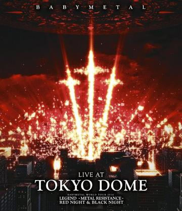 Live At Tokyo Dome (DVD)