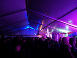 afterparty disko-kříž