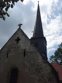 Schweinitz - black church