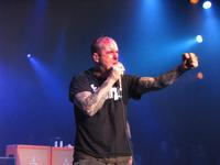 Phil Anselmo in blood