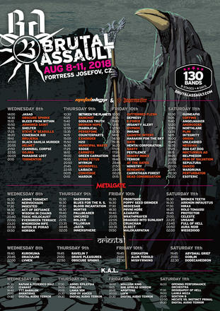 Brutal Assault program