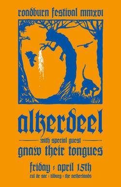 Alkerdeel feat. Gnaw Their Tongues