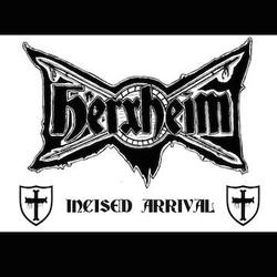 HERXHEIM - Incissed Arrival
