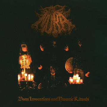 Můra - Doom Invocations and Narcotic Rituals