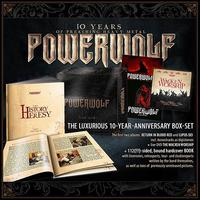 Powerwolf - The History Of Heresy
