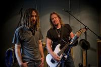 Adrian Smith a Mikee Goodman