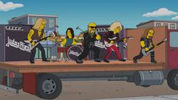 The Simpsons - Rob Halford