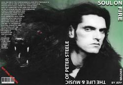 Jeff Wagner Soul On Fire - The Life And Music Of Peter Steele