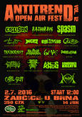 Antitrend Open Air Festival 2016