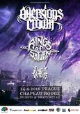 AVERSIONS CROWN (AUS) + RINGS OF SATURN (USA) + A NIGHT IN TEXAS (AUS)