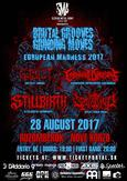 Brutal Grooves Grinding Moves Tour 2017