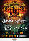 MetalGate Czech Death Fest 2018