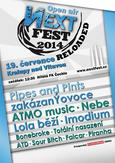 NEXT Fest Open Air 2014