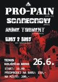 PRO-PAIN – The Final Revolution summer tour