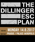 Reparát THE DILLINGER ESCAPE PLAN (usa)