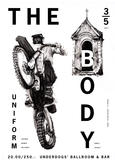 THE BODY (USA, Thrill Jockey)